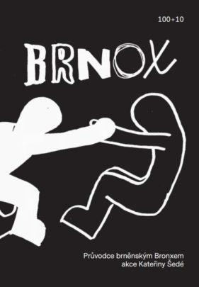 BRNOX je jednou ze tří knih, která získala Literu, jež poputuje do Brna.